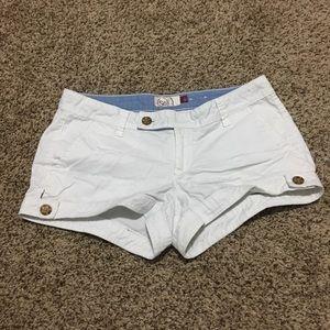 SO white shorts
